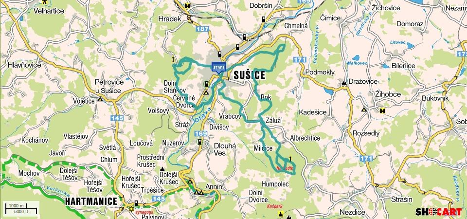 EnduroXrace-susice-2015-mapaGPX