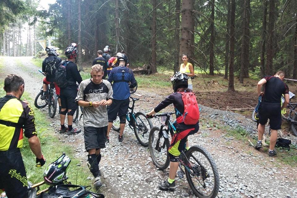 Enduro Race Mala Moravka 2015 | Foto: Stepan Hajicek