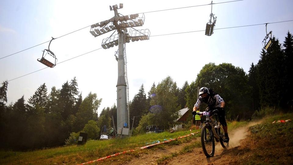 Enduro Race Mala Moravka 2015 | Foto: Lukas Tlaskal
