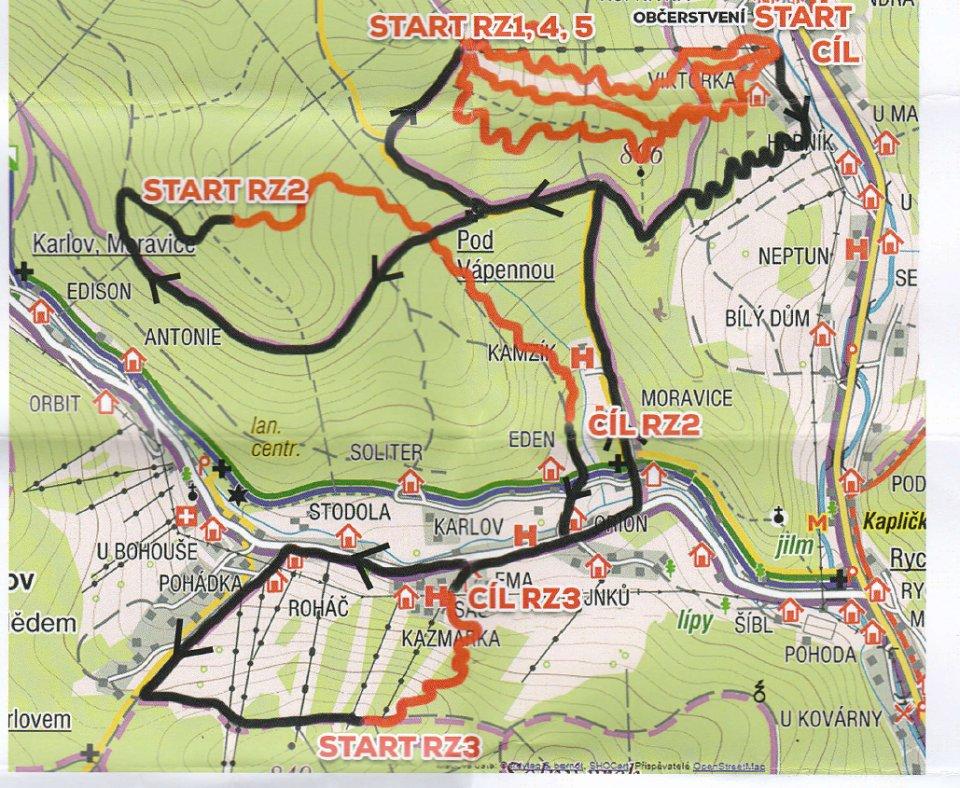 Enduro-Race-Moravka-2015-mapa