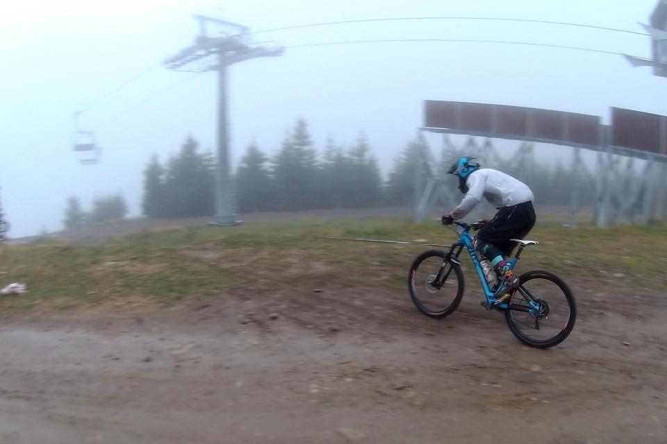 Enduro X Race Dolní Morava 2015 - reportaz