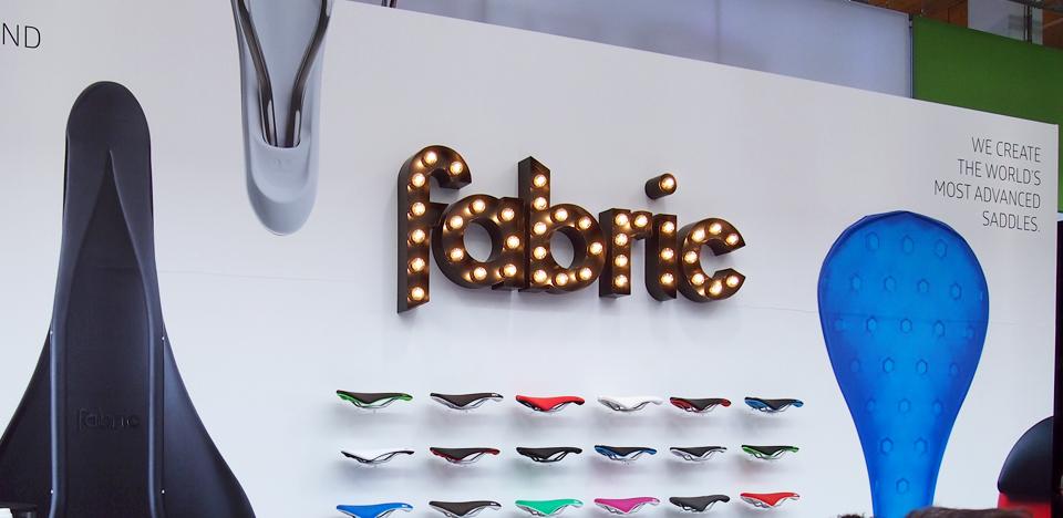 Značka Fabric - stánek Eurobike