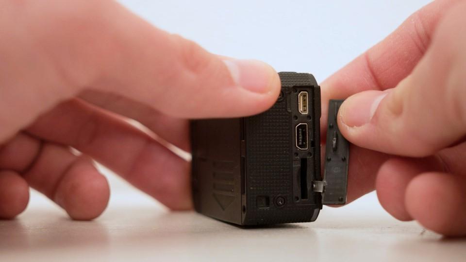 AEE MagiCam S71 - test kamery