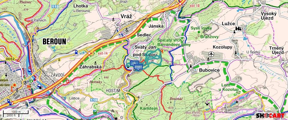 Cannondale-Habit-SE-mapa