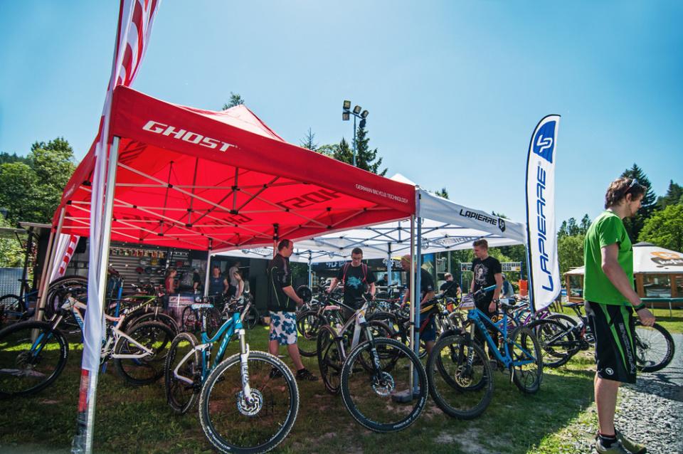 Kopřivná Bike Festival 2016 - pozvánka