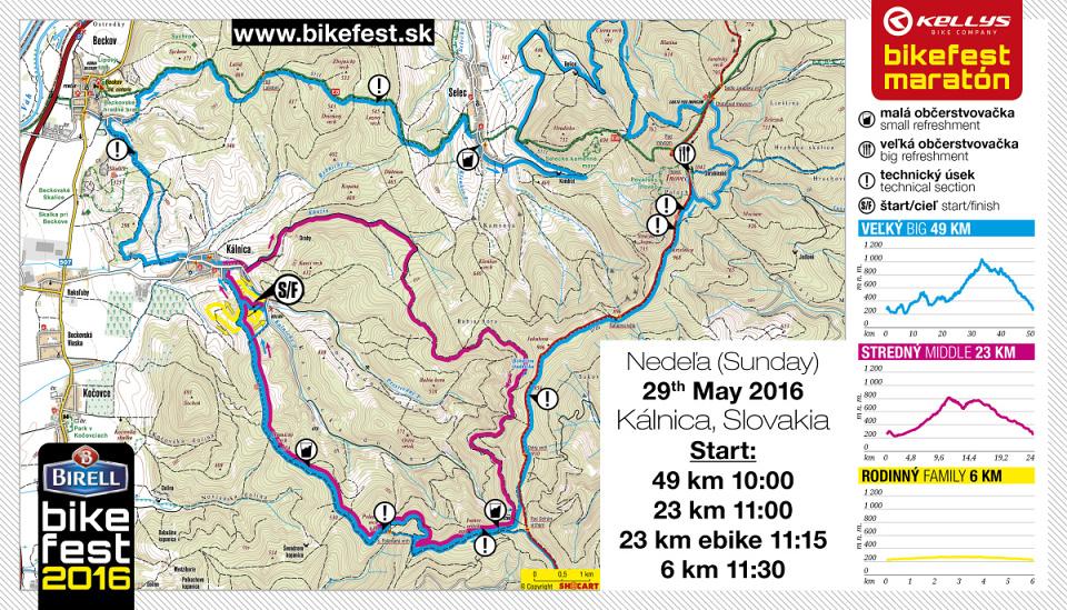 BIKEFEST 2016 - Kalnice