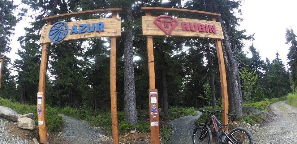 Trail-Park-Klinovec-start