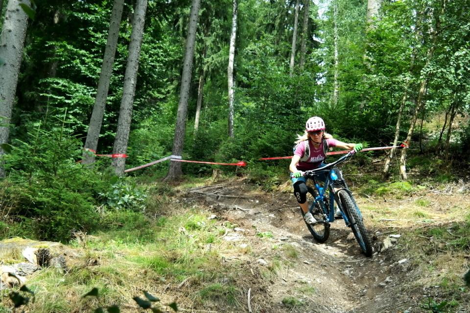 Shoneck bikepark - 2016