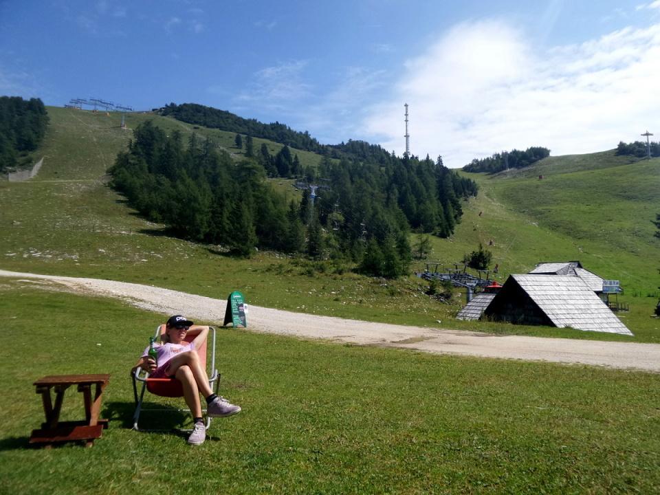 #MTBbikepark - Krvavec - Slovinsko