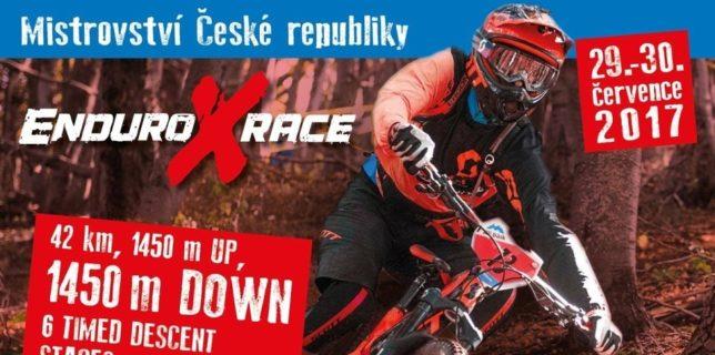 Enduro X race 2017 - Mistrovství CR v Enduru