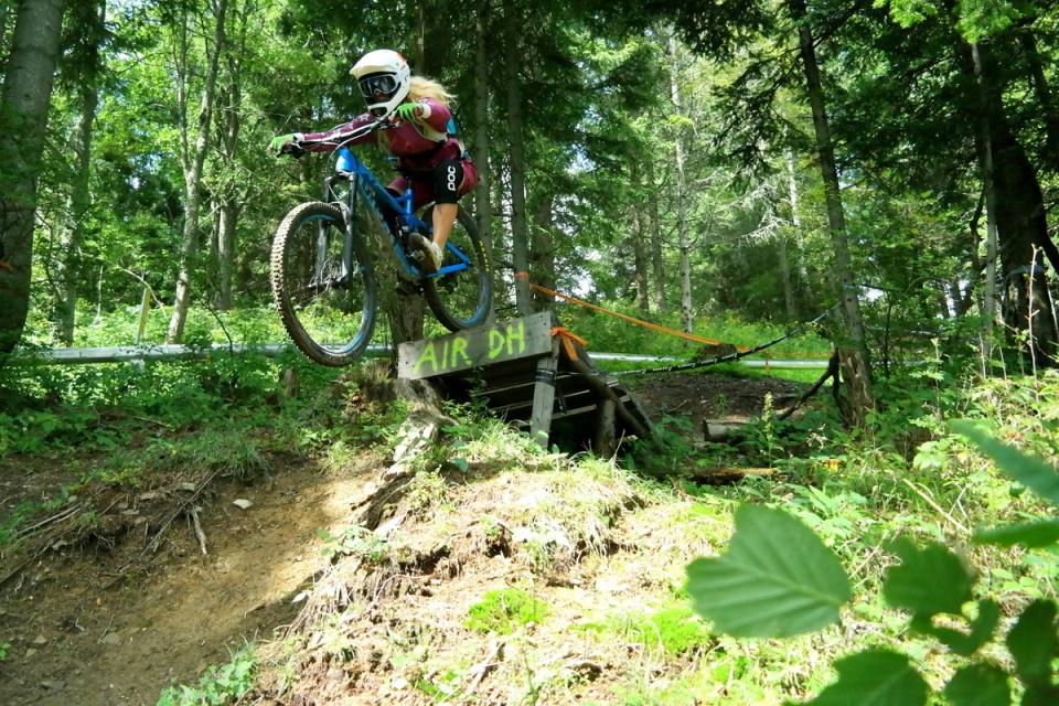 MTB Bikepark - Bachledova - reportaz